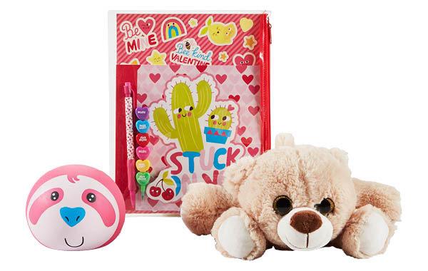 Kids' Valentine's Day Favours
