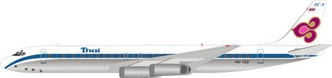 IF862TG0720 | InFlight200 1:200 | Douglas DC-8-62CF Thai HS-TGZ | is due: July 2020