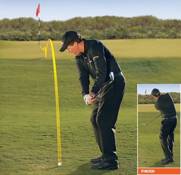 pitching tips for golfers