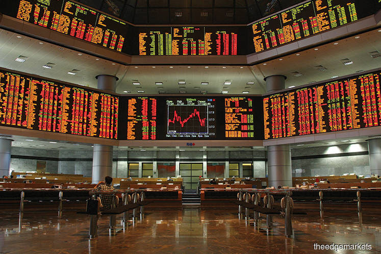 FBM KLCI dives below 1,600 level to near four-year low