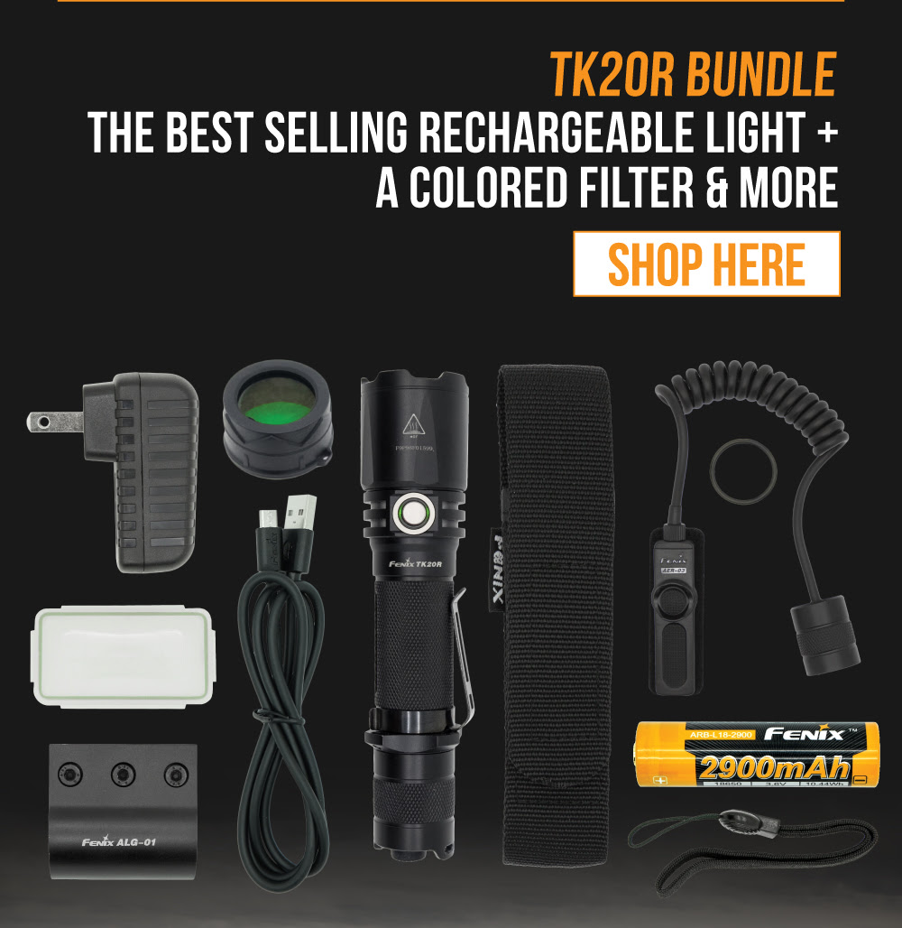 Fenix TK20R Package Deal
