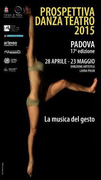 Prospettiva Danza Teatro 2015-La musica del gesto