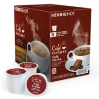 Cafe Escapes Cafe Mocha Keurig®  K-Cup coffee pods