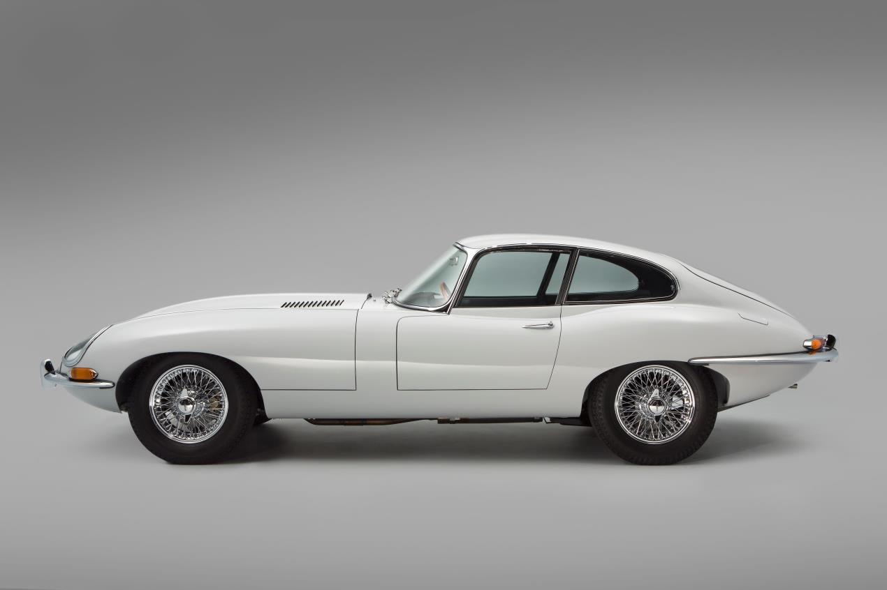 1961 Jaguar E-Type 3.8