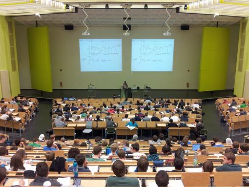 Đức không tổ chức thi vào đại học. Ảnh TTXVN