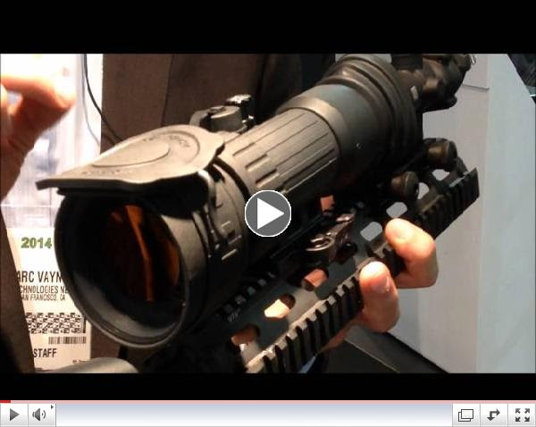 American Technologies Network Corp. Introduces 2014 Product Line at SHOT Show
