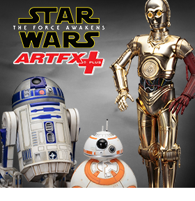 NEW KOTOBUKIYA STAR WARS AND MORE