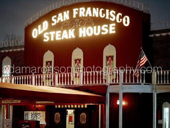 Old SF Steak House