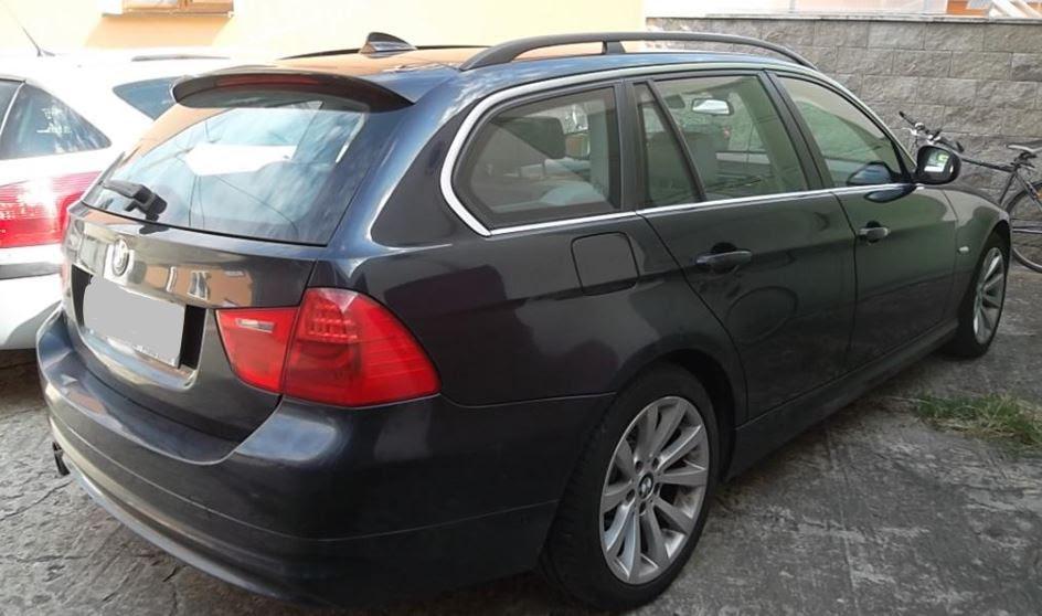 10.12.2019 Dražba automobilu BMW 3 řada 330d xDrive Touring. Vyvolávací cena 89.000 Kč, ➡️ ID663438