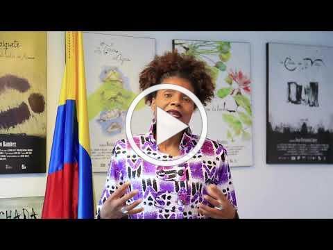 Ministra Mabel Torres habla sobre alianza de cooperación científica con UK Research & Innovation