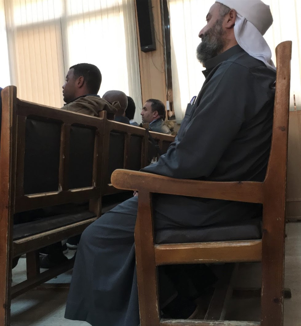 Imam in Bouira, Algeria court where acquittal verdict was delivered. (Morning Star News
