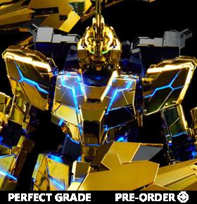 Gundam PG 1/60 Unicorn Gundam 03 Phenex (Narrative Ver.) Exclusive Model Kit