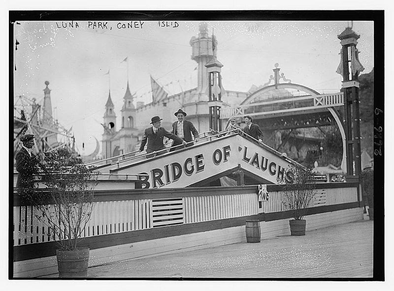 File:Bridge of Laughs, Luna Park, Coney Island.jpg