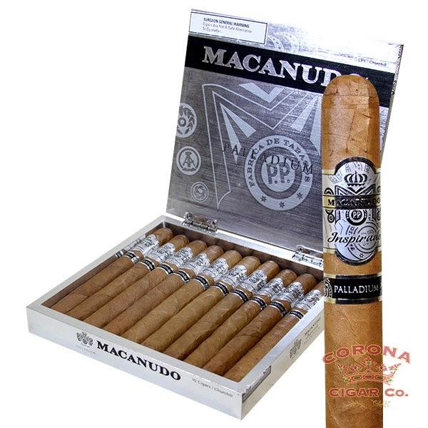 Image of Macanudo Inspirado Palladium Churchill Cigars