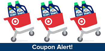 cartwheel coupon target purex