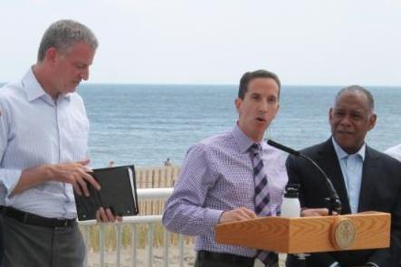 2015 Beach opening boardwalk 2015