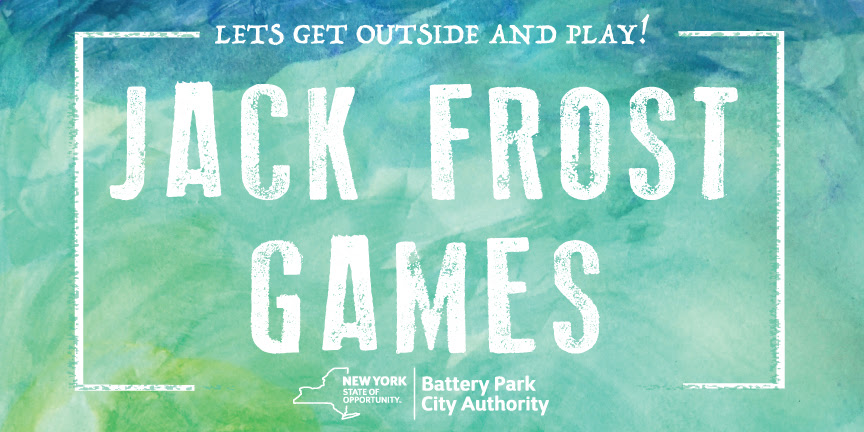 Jack Frost Games at Rockefeller Park