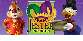 Grand Jester Busts
