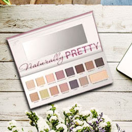IT Cosmetics Naturally Pretty Matte Vol2 Romantics Luxe Eyeshadow Palette