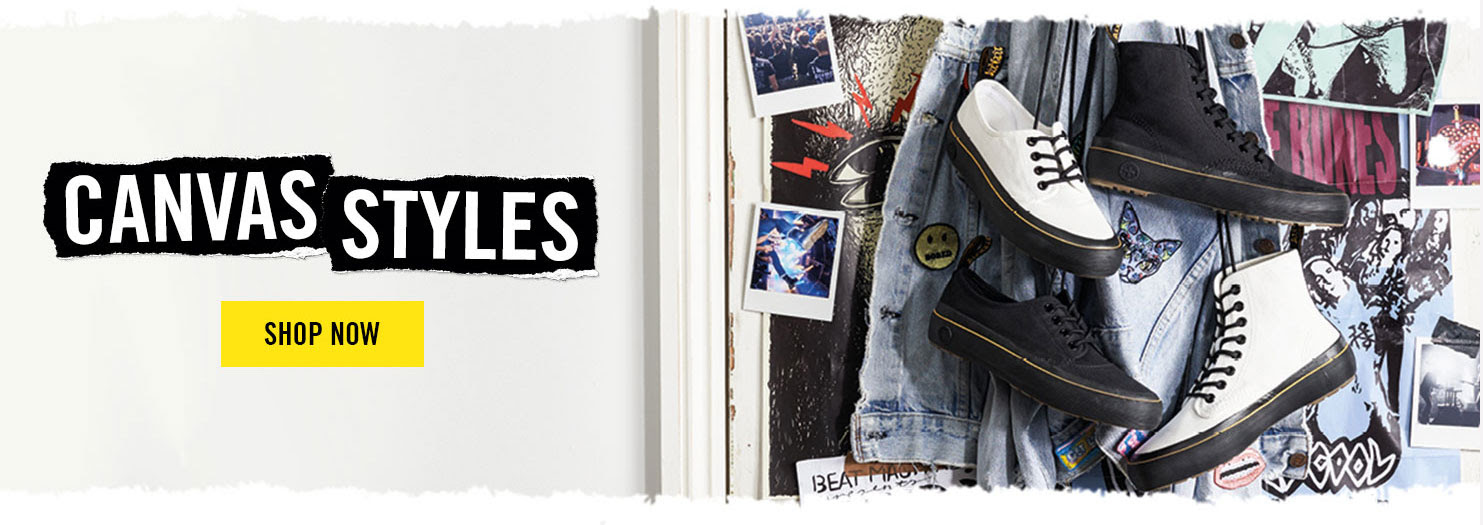 Canvas Styles - SHOP NOW