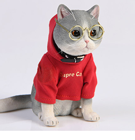 American Shorthair 1/3 Scale Figures