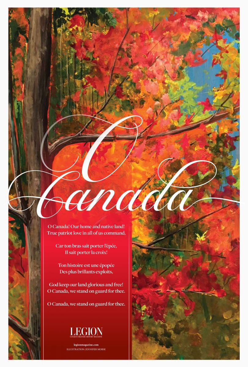 O Canada Posters!