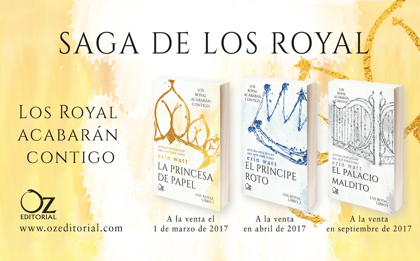 Saga Los Royal