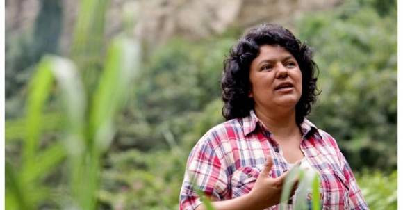 Berta Cáceres