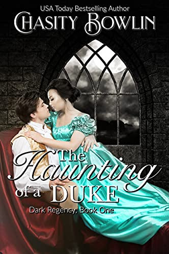 Cover for 'The Haunting of a Duke'