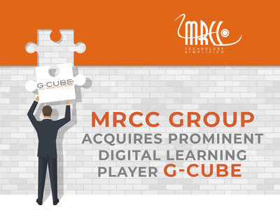 Transformative Solutions Conglomerate MRCC Group Acquires eLearning giant G-Cube