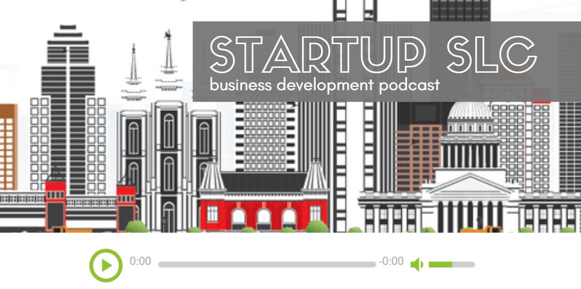 Startup SLC podcast image