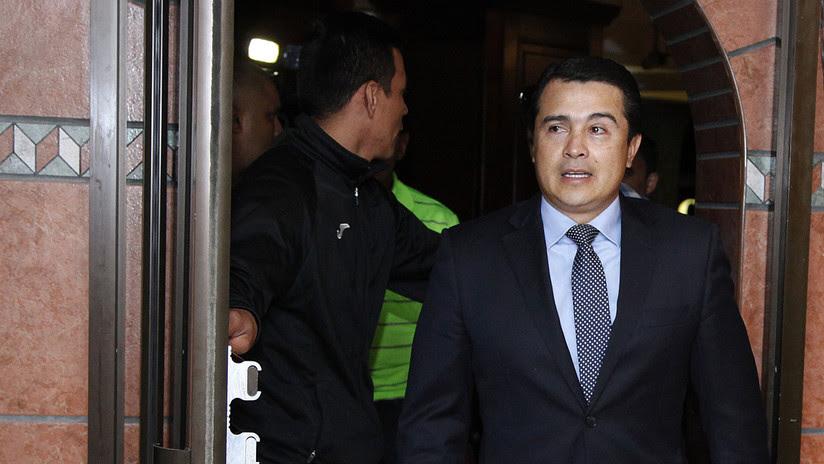 Exalcalde hondureño acusado por narcotráfico admite haber asesinado a 56 personas