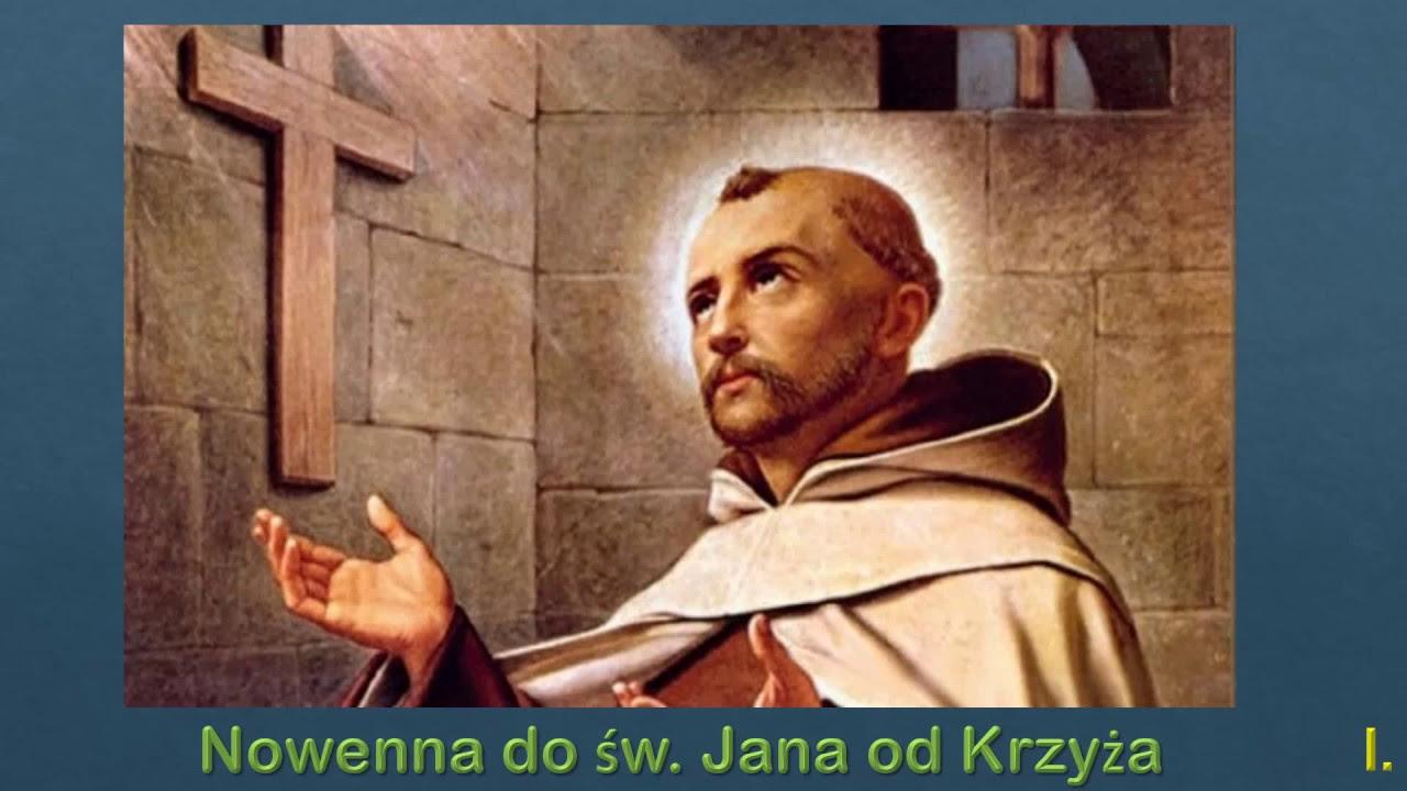 Znalezione obrazy dla zapytania nowenny do św. Jana od Krzyża