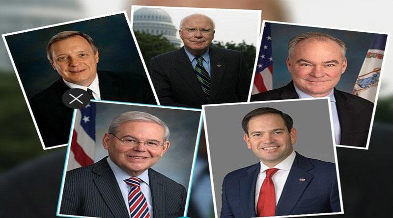 Senadores de EE.UU