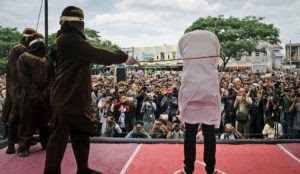 Indonesia's Aceh province takes Sharia caning indoors to hide its abuses after backlash