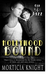 Hollywood Bound by Morticia Knight