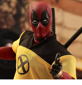 DEADPOOL 2 MMS490 1/6TH SCALE COLLECTIBLE FIGURE