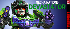 KIDS LOGIC DEVASTATOR
