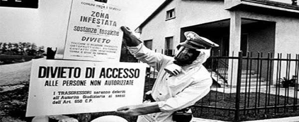 Incidente di Seveso, cosa abbiamo imparato 40 anni dopo