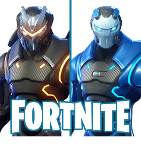 NEW FORTNITE FIGURES