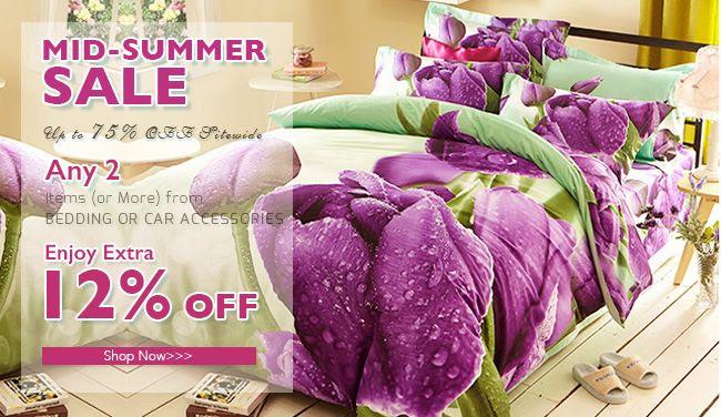 Mid-summer Sale