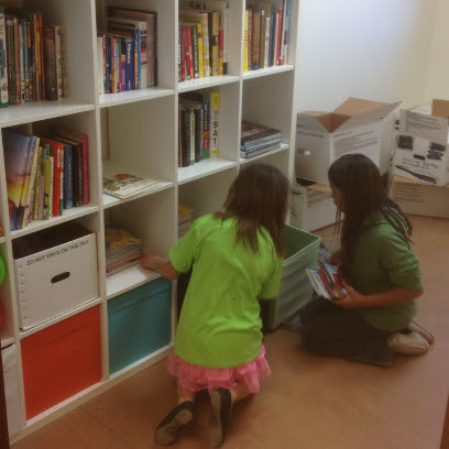 Allen Youth Center Library