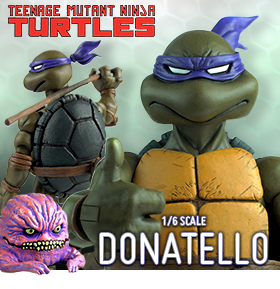 DONATELLO 1/6 SCALE FIGURE