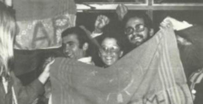 Ángel Gonzalo, el día en el que salió de prisión