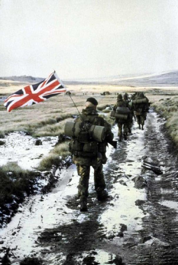 Falklands War l Photos | Defense Media Network