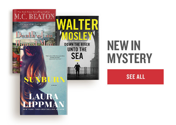 NEW IN MYSTERY | SEE ALL