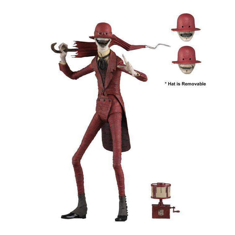 Image of The Conjuring 2 Ultimate Crooked Man Figure