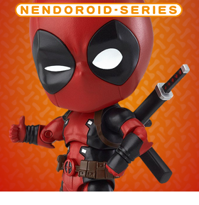 DEADPOOL NENDOROID