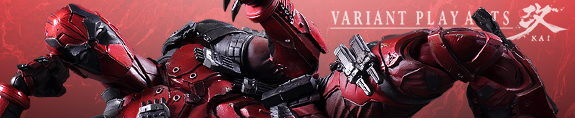 VARIANT PLAY ARTS KAI DEADPOOL