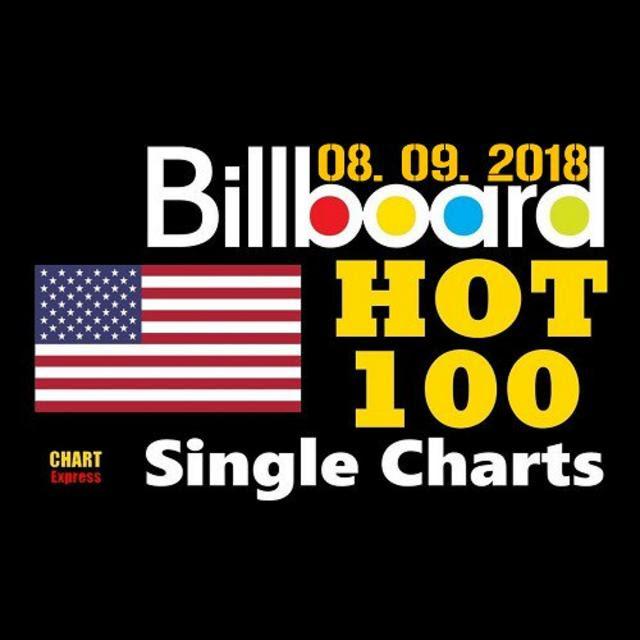 Billboard Hot 100 Singles Chart (08.09.2018) Mp3
